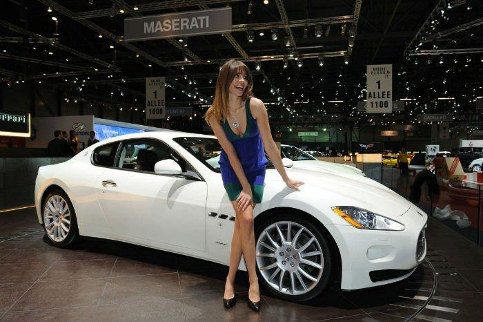 2017 Maserati Quattroporte Model