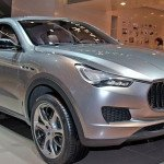 2017 Maserati SUV Changes