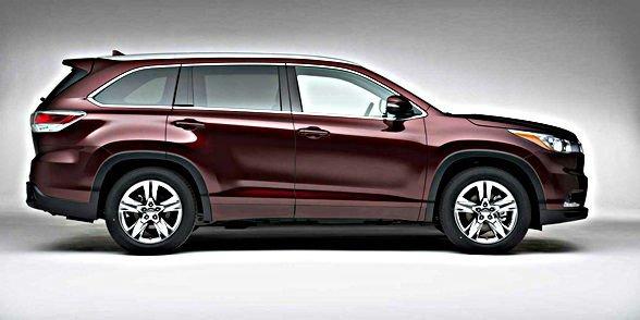 Toyota Highlander Colors >> 2016 Toyota Highlander Colors