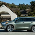 2016 Toyota Highlander Hybrid Model