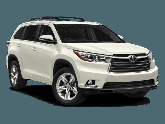 2016 Toyota Highlander LE Plus v6