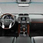 2016 Toyota Prado Interior