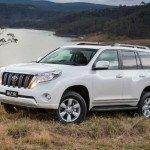 2016 Toyota Prado Land Cruiser