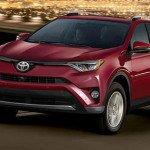 2016 Toyota RAV4 Redesign