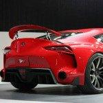 2016 Toyota Supra Exhaust