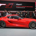 2016 Toyota Supra FT1