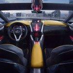 2016 Toyota Supra Interior