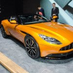2017 Aston Martin DB11 revealed
