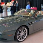 2017 Aston Martin DB9 Convertible