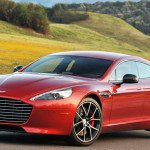 2017 Aston Martin Rapide S Luxury
