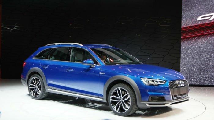 2017 Audi A4 Avant USA