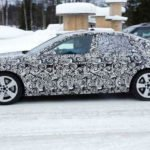 2017 Audi A4 Spy Photos