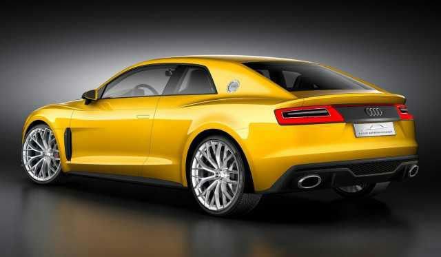 2017 Audi A5 Model