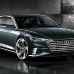 2017 Audi A6 Model