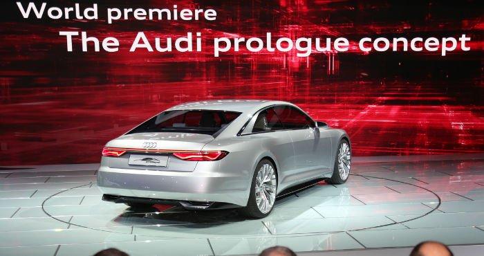 2017 Audi A6 World Premier