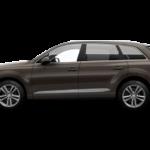 2017 Audi Q7 Argus Brown