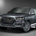 2017 Audi Q7 Black