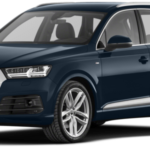 2017 Audi Q7 Ink Blue Metallic