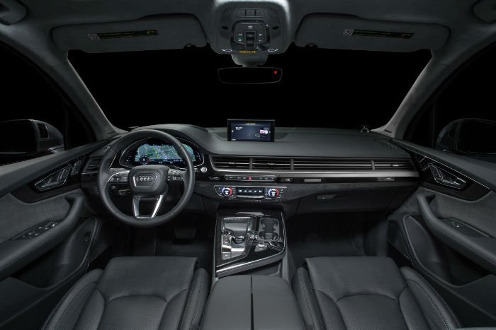 2017 Audi Q7 Interior