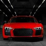 2017 Audi R8 Facelift