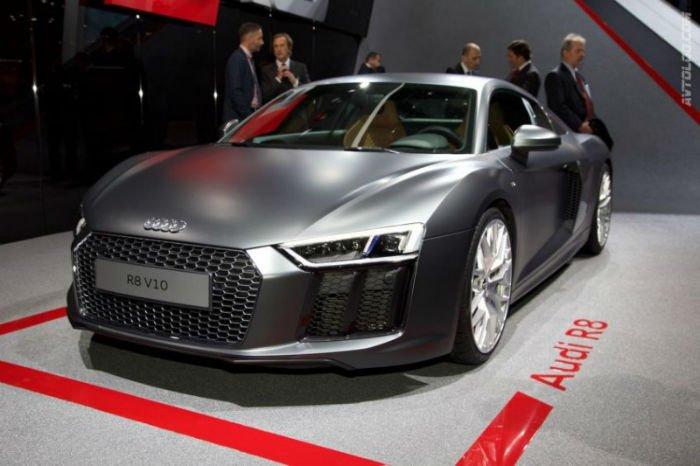 2017 Audi R8 v10 Model