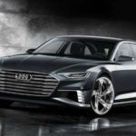 2017 Audi S4 Black