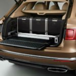2017 Bentley Bentayga Boot Space
