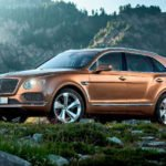 2017 Bentley Bentayga Wallpaper