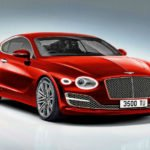 2017 Bentley Continental GT Exterior