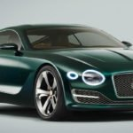 2017 Bentley Continental GT Model