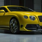 2017 Bentley Coupe Exterior