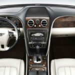 2017 Bentley Coupe Interior