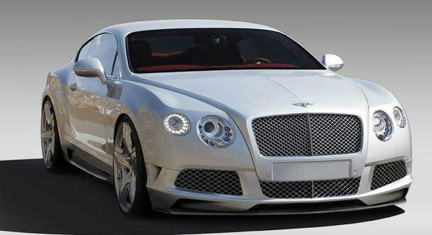 2017 Bentley Coupe White
