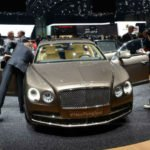 2017 Bentley Flying Spur Facelift