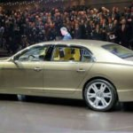 2017 Bentley Flying Spur Model