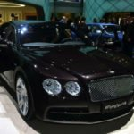 2017 Bentley Flying Spur V8 Model