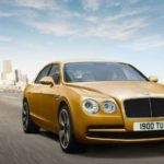 2017 Bentley Flying Spur Wallpaper
