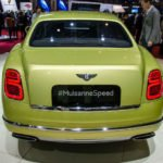 2017 Bentley Mulsanne Exhaust