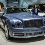 2017 Bentley Mulsanne Exterior