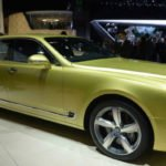 2017 Bentley Mulsanne Geneva