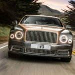 2017 Bentley Mulsanne LWB