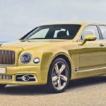2017 Bentley Mulsanne Model