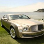 2017 Bentley Mulsanne Wallpaper