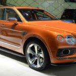 2017 Bentley SUV Bentayga