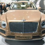 2017 Bentley SUV Bentayga Facelift