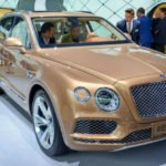 2017 Bentley SUV Bentayga Model