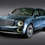 2017 Bentley SUV Plugin Hybrid