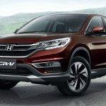 2017 Honda CR-V Hybrid