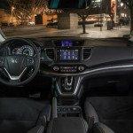 2017 Honda CR-V Hybrid Interior