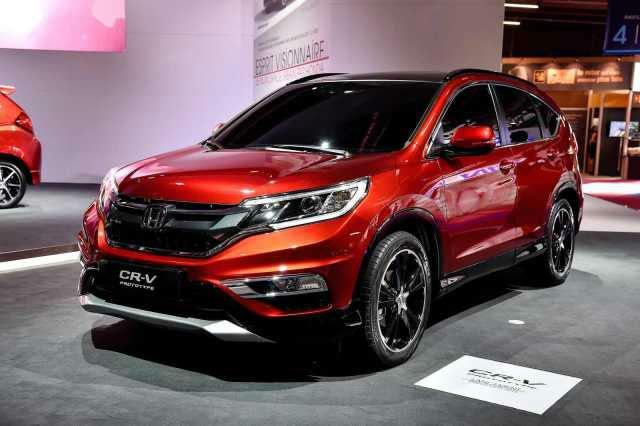 2017 Honda CRV Canada